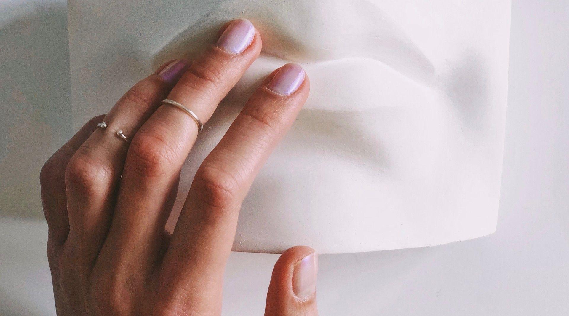 Marie Claire Cuatro Tendencias Para Las Uñas Que Tenés Que