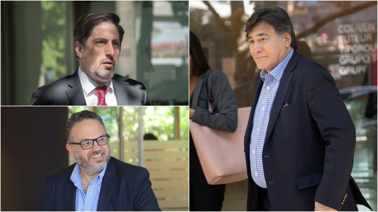 Varios de los mencionados para ocupar el Gabinete del Frente de Todos pasaron por la oficina de Alberto Fernández en Puerto Madero.