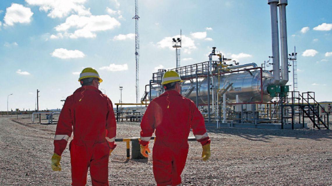 Petróleo | Foto:Cedoc