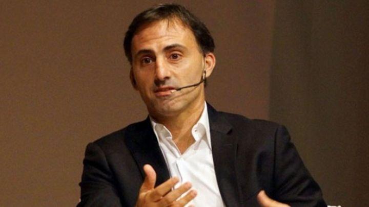 En medio del escándalo, Diego Latorre rompió el silencio