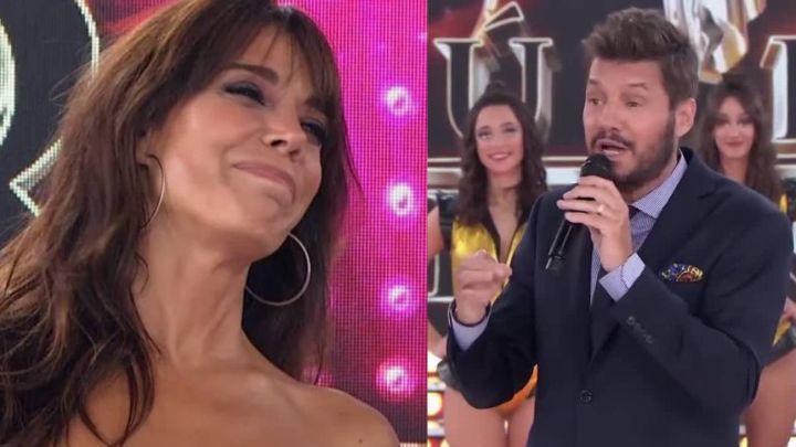 Laura Fidalgo tiene nuevo novio y Marcelo Tinelli la mandó al frente