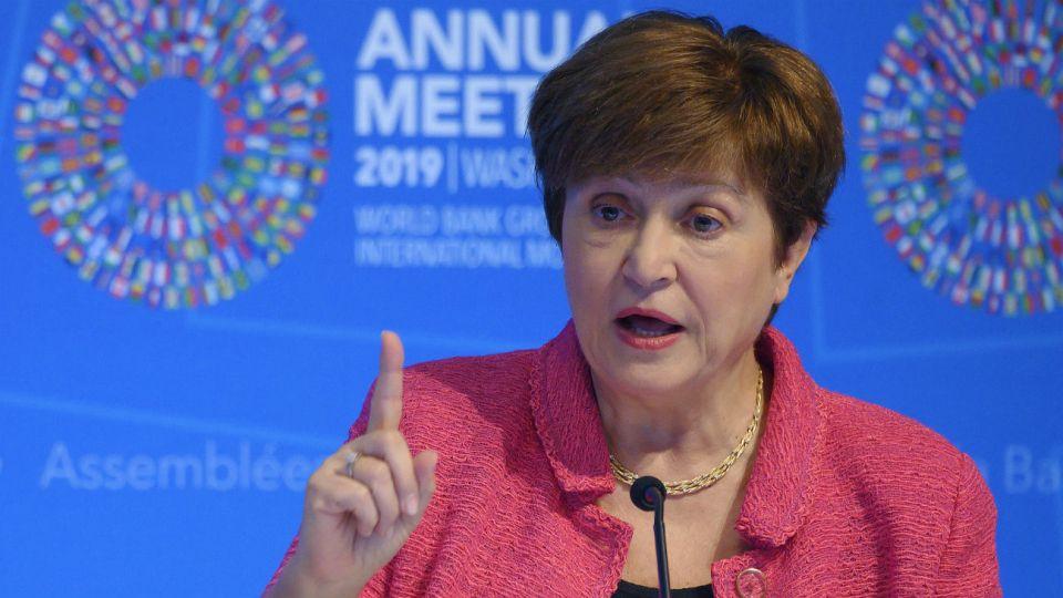 Clave. El FMI de Georgieva.