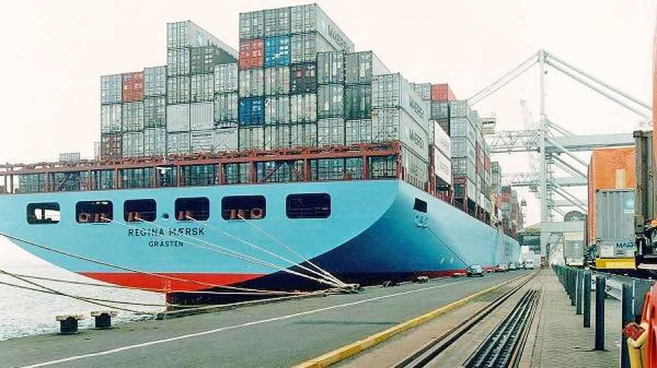 Caida. El crecimiento del volumen del comercio mundial proyectado para 2019 era del 2,6%, pero de enero a mayo apenas creció 0,1%.