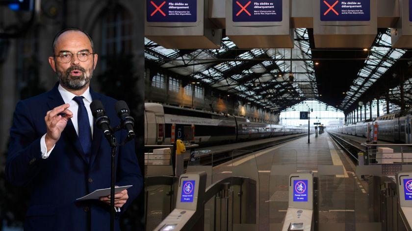 En Francia llaman al diálogo ante rechazo a reforma