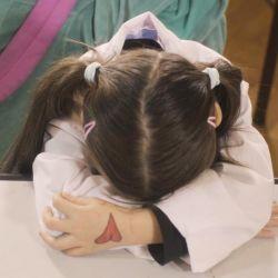 Abuso infantil   Foto:Cedoc