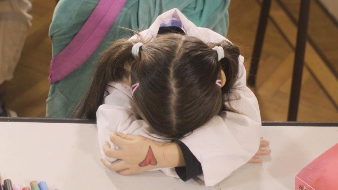 Abuso infantil | Foto:Cedoc