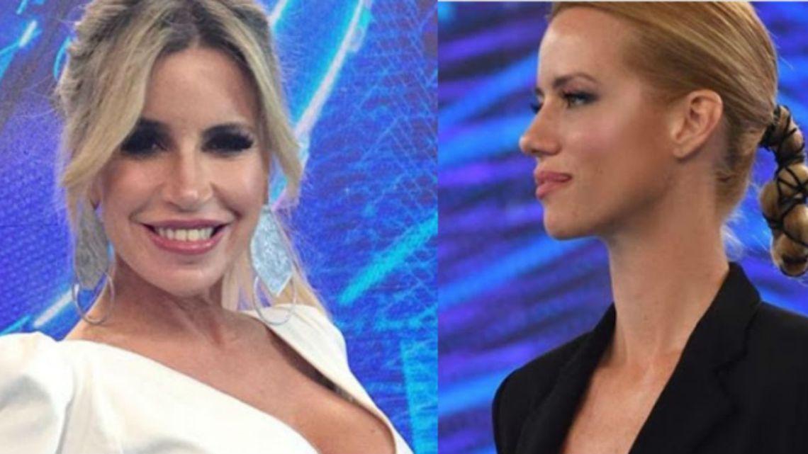 Flor Peña confirmó cómo es su relación con Nicole Neumann
