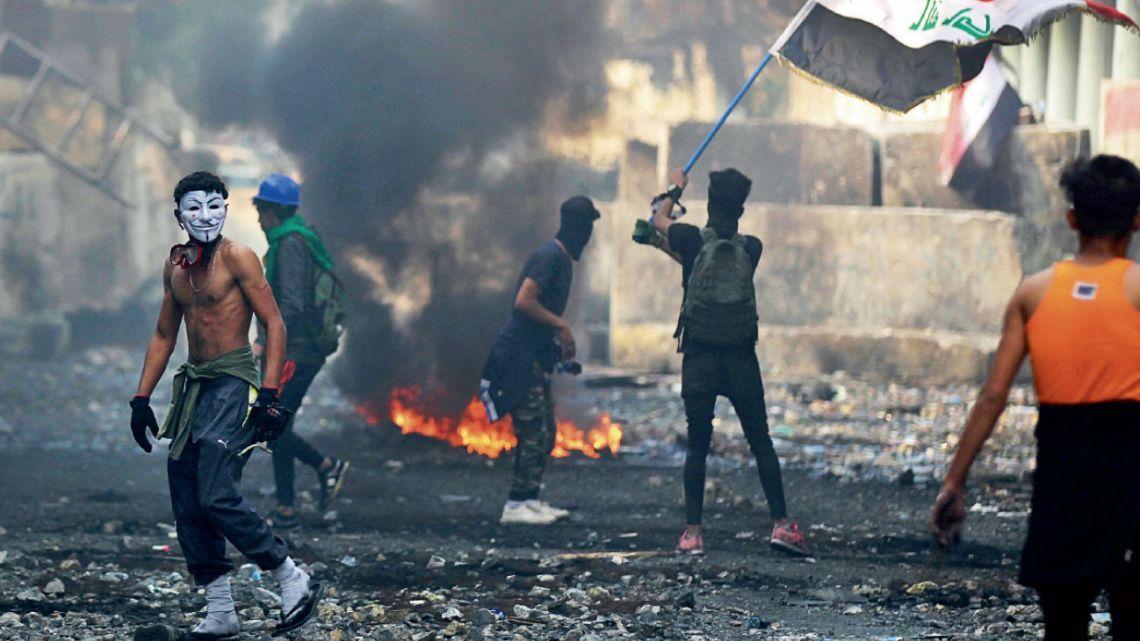 Región en crisis: arde Medio Oriente