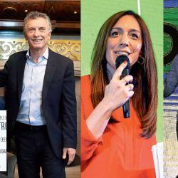 jugadores. Los primos Macri quieren quedarse con la conducción en Nación y Provincia. Se enfrentan a Larreta, Vidal y Monzó, que cuenta con el apoyo de Rogelio Frigerio.  | Foto:Cedoc