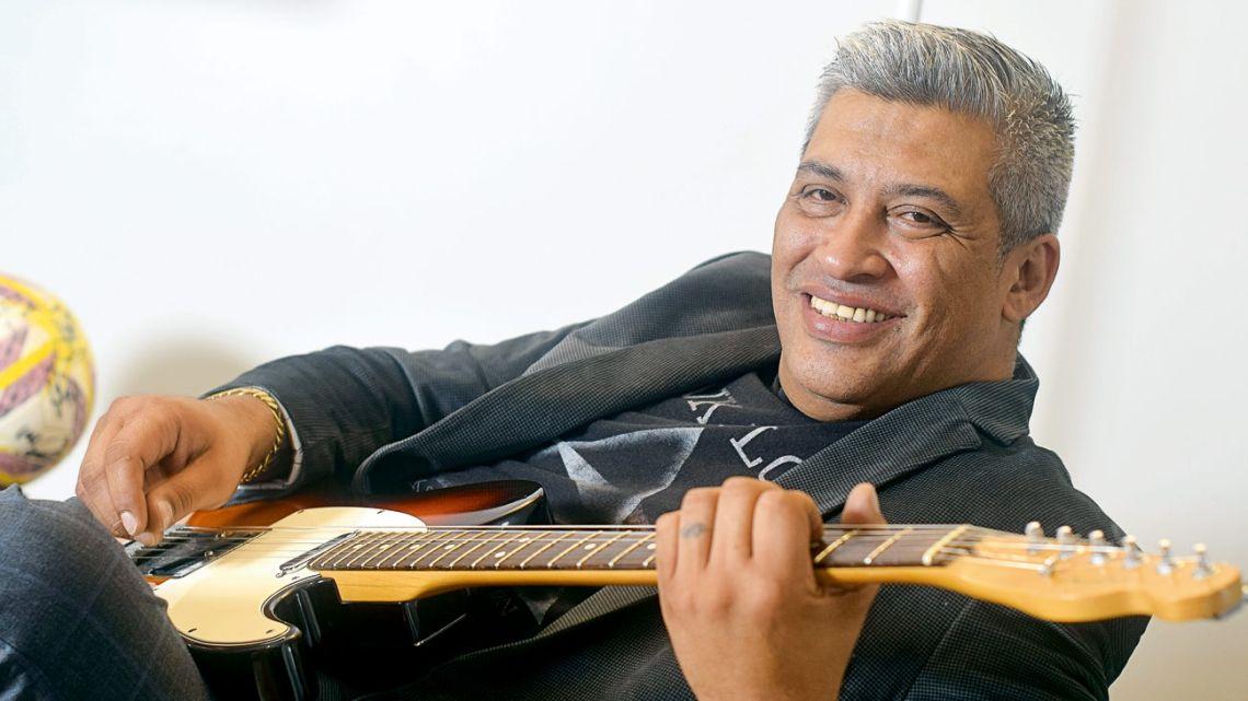 El empresario, amante del fútbol y de la música | Foto:Marcelo Escayola