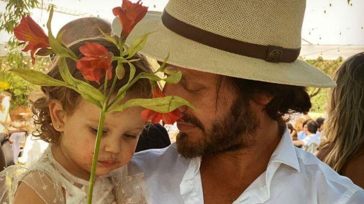 En medio de una crisis familiar, Benjamín Vicuña se refugia en Magnolia
