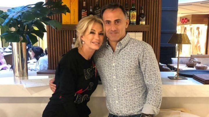 Habló Diego Latorre y aseguró que quiere recomponer su relación con Yanina