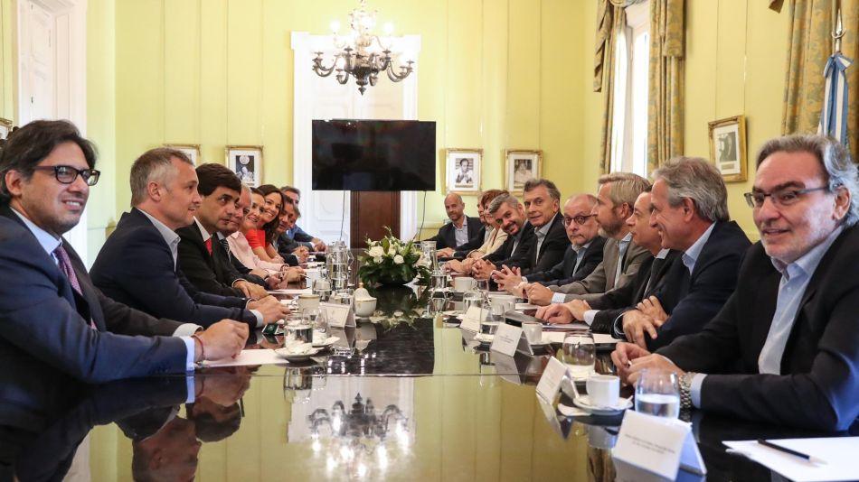 ÚltimaReunión de Gabinete de Mauricio Macri 20191209