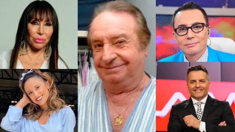 Los famosos lloran la muerte de Santiago Bal: así lo despidieron en las redes sociales