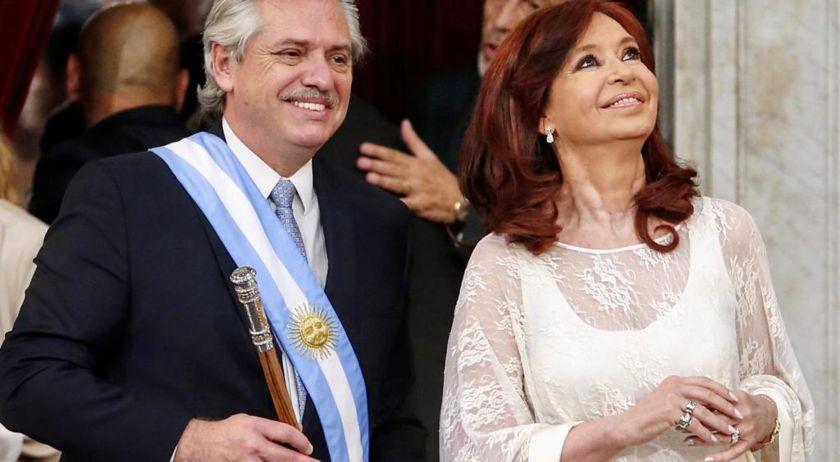 La prensa internacional destacó los gestos de Cristina Kirchner y los desafíos de Alberto Fernández