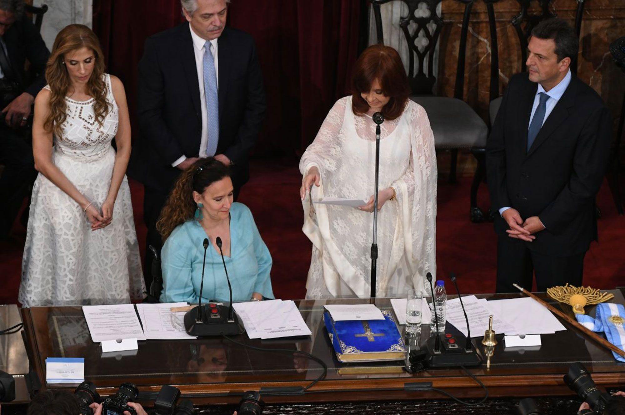Asunción Presidencial 2019
