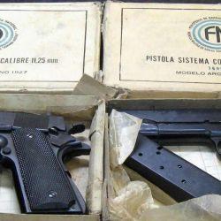 En el año 1927 se firma un contrato con la firma Colt para la adquisición de 10.000 unidades.