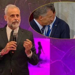 Jorge Rial habló de la asunción de Alberto Fernández