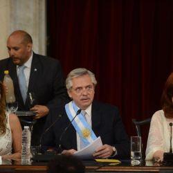 Las mejores fotos de la asunción de Alberto Fernández a la Presidencia de la Nación