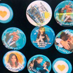 Merchandising K en Plaza de Mayo | Foto:cedoc