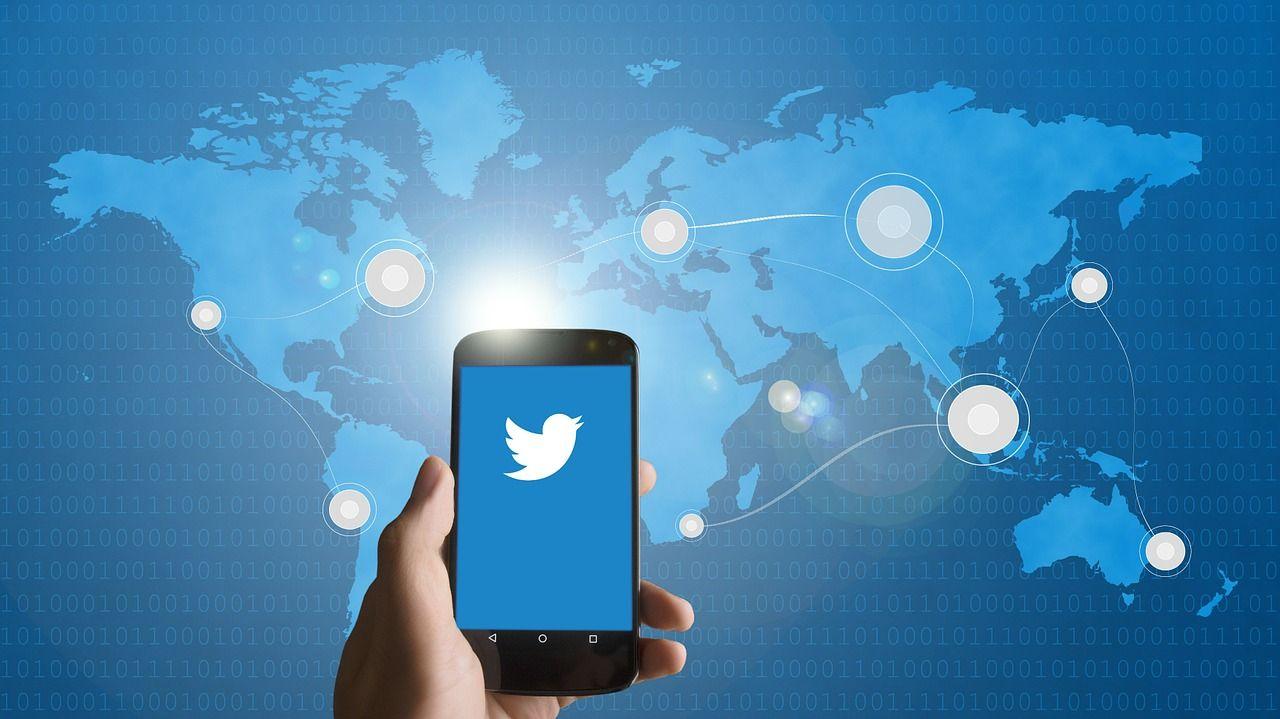 Twitter, una de las redes sociales más populares.
