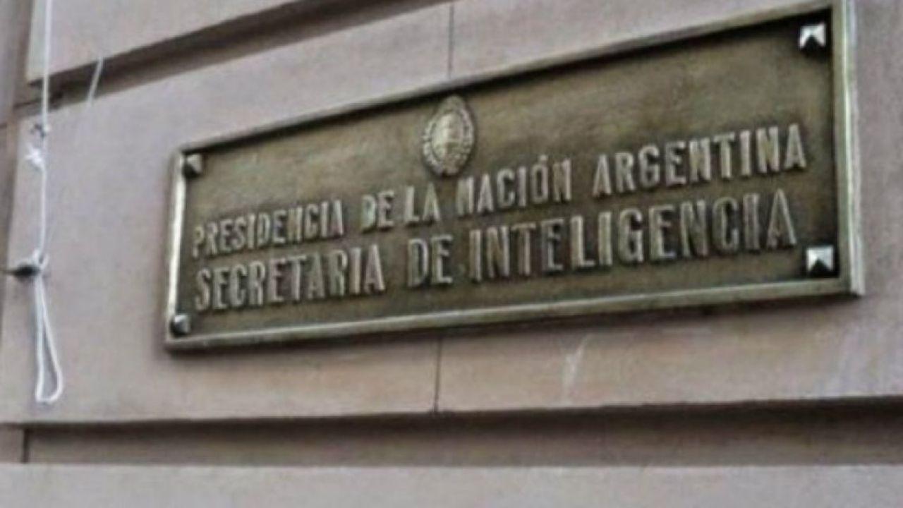 Agencia Federal de Inteligencia | Foto:cedoc
