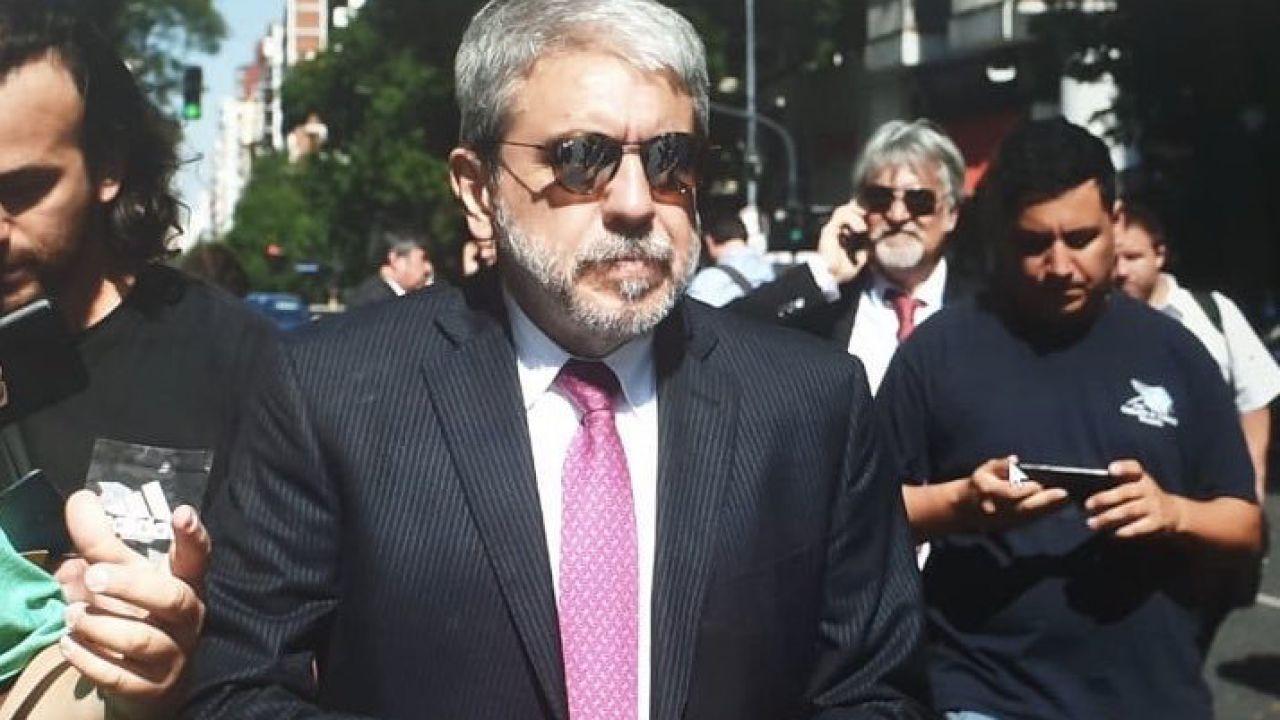 Aníbal Fernández | Foto:Cedoc