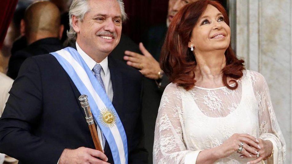 Alberto y Cristina Fernández 20191210