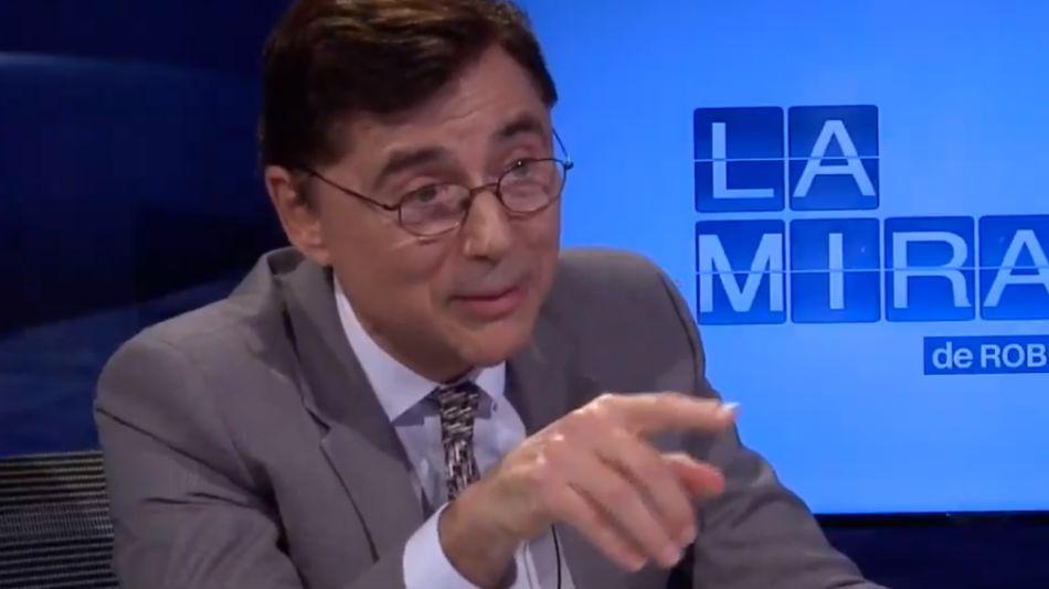 Jorge Fontevecchia, CEO de Perfil Network