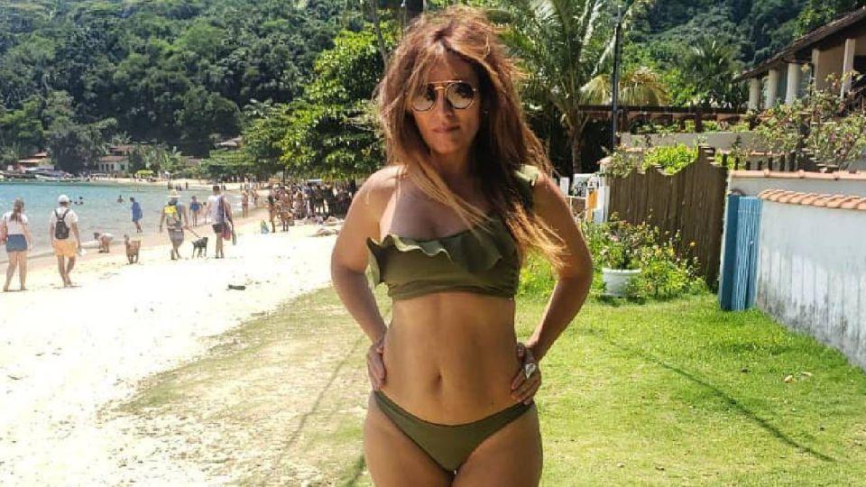 El destape hot de Marcela Tauro: foto en bikini sin photoshop