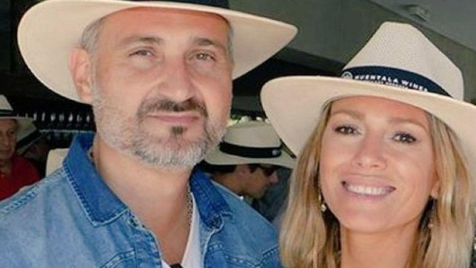 Mariano Grimaldi, el nuevo novio de Coki Ramírez