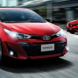 Toyota Yaris y Etios