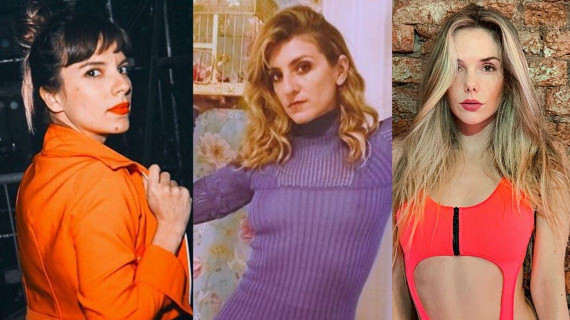 Julieta Nair Calvo y Gimena Accardi grabaron a Julieta Zylberberg en ropa interior