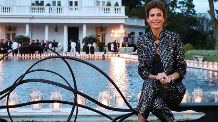 Enterate cómo le dejó Juliana Awada la Quinta de Olivos a Fabiola Yáñez