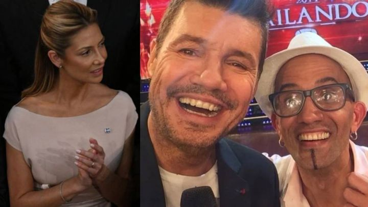 Fabiola Yáñez eligió al peluquero de Marcelo Tinelli