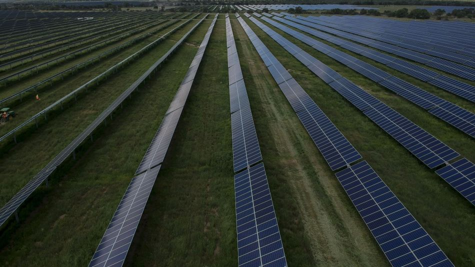 Enel Don Jose Solar Plant As Uncertainty Clouds Outlook For Renewable Energy Market Under AMLO