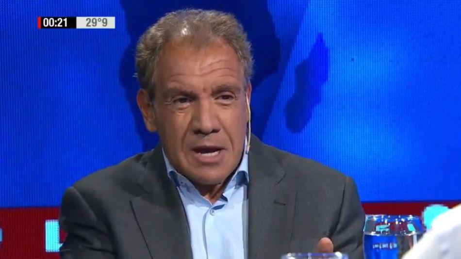 Daniel Hadad fue entrevistado por Luis Novaresio por A24.