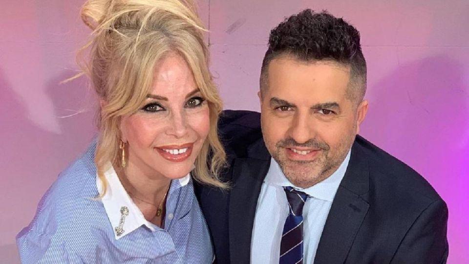 Ángel de Brito reveló quién reemplazará a Graciela Alfano