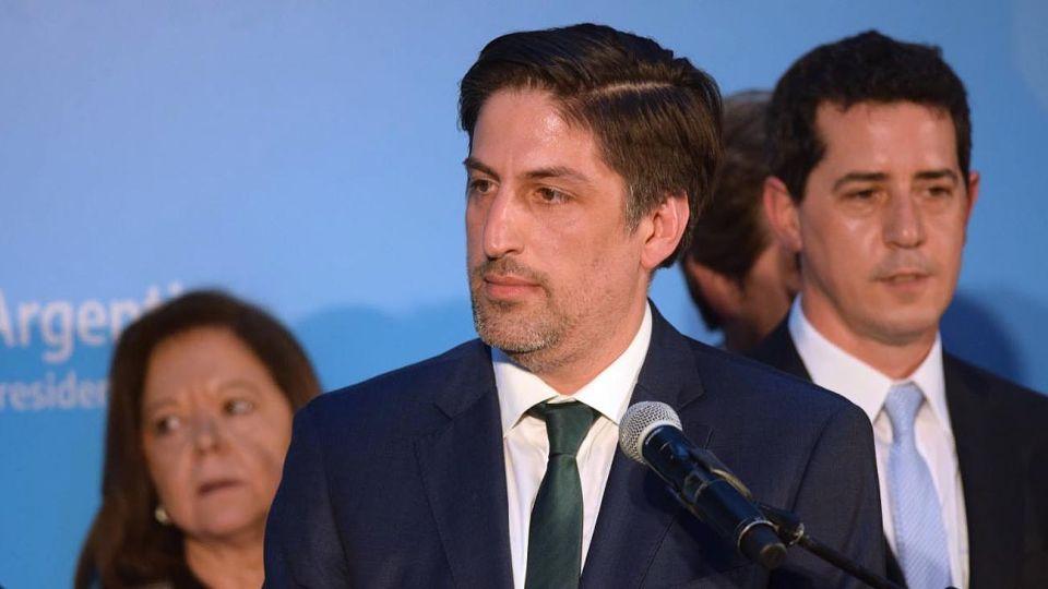 Ministro de Educación Nicolás Trotta 20191211
