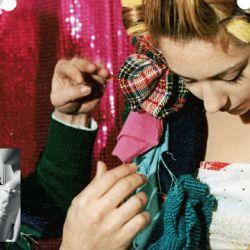 Los desfiles de moda fueron piezas performáticas fundamentales en las creaciones de Sergio De Loof. Su otra obra: boliches barrocos e inclusivos como Bolivia,  El Dorado y Morocco.  | Foto:Museo de Arte Moderno y Grupo Mass