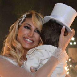 Vicky Xipolitakis celebró el cumple de su hijo con una excéntrica fiesta