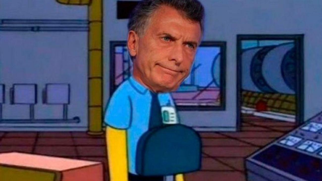 El traspaso de mando de Mauricio Macri a Alberto Fernández dejó infinidad de memes.