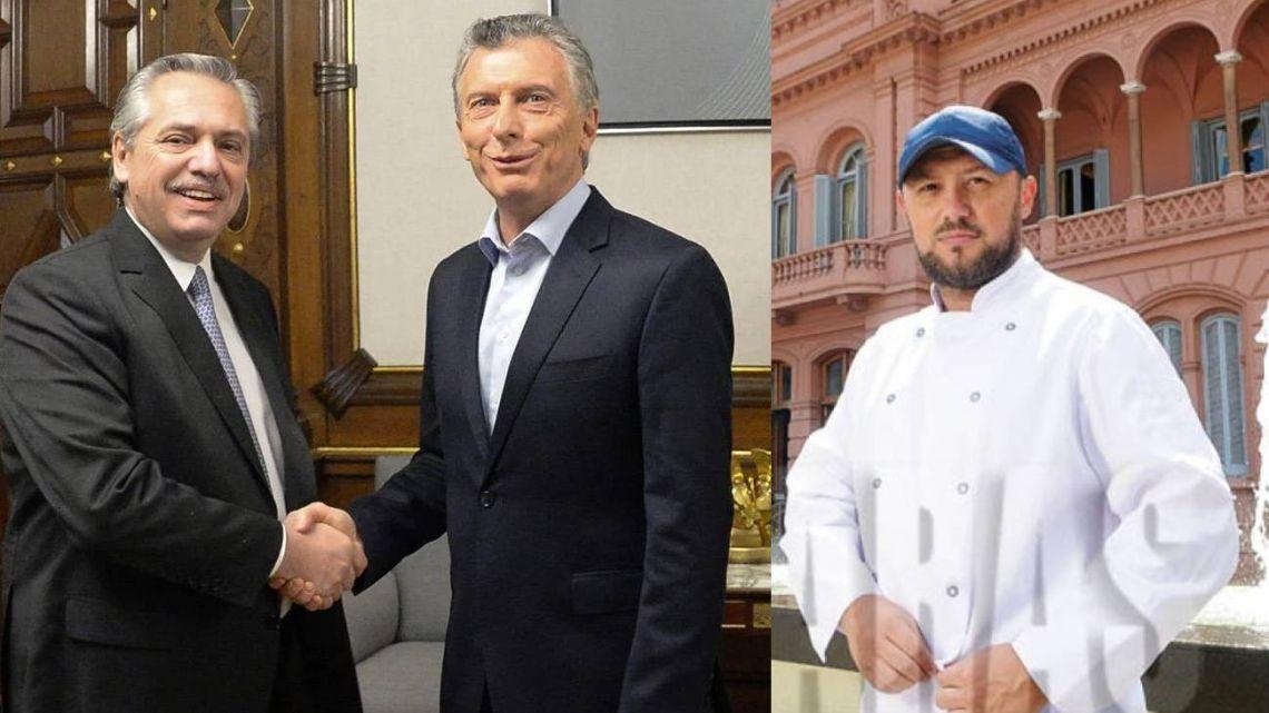 Qué dijo el famoso chef que eligió a Macri pero no a Alberto Fernández