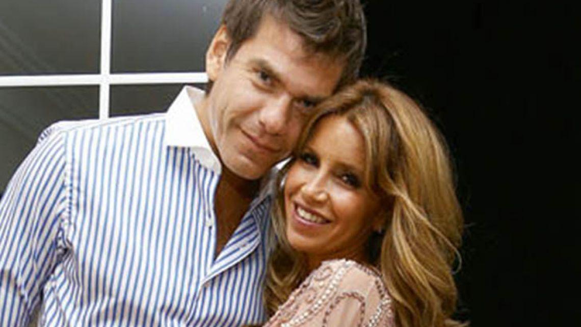 Tras enfrentar rumores de crisis, Flor Peña desmintió su separación de su marido, Ramiro