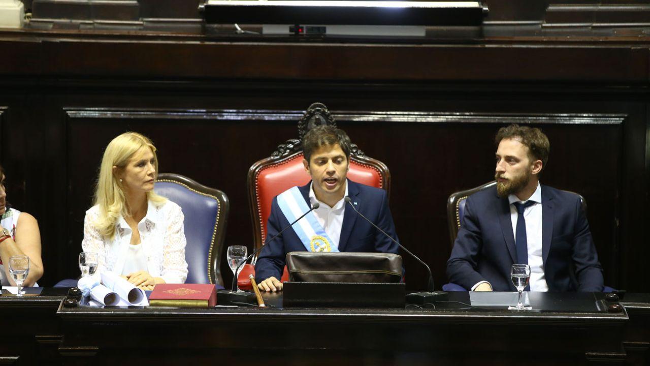 Axel Kicillof   Foto:Gobernación de la Provincia de Buenos Aires