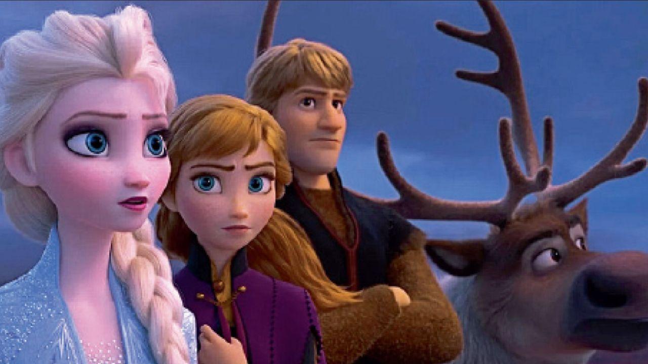 Frozen 2 | Foto:Cedoc