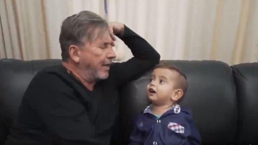 El dolor de Ricardo Montaner por la muerte de su sobrino de 4 años