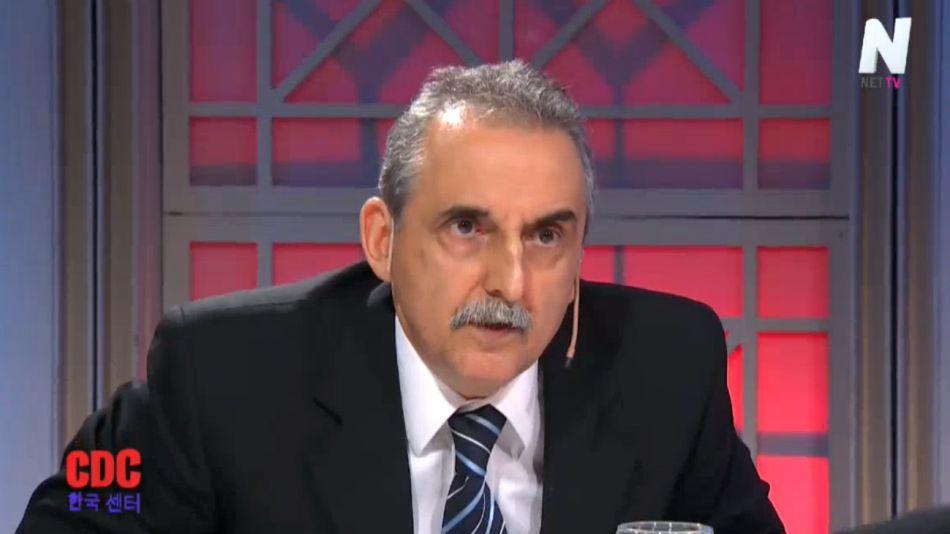 El exsecretario de Comercio del kirchnerismo, Guillermo Moreno