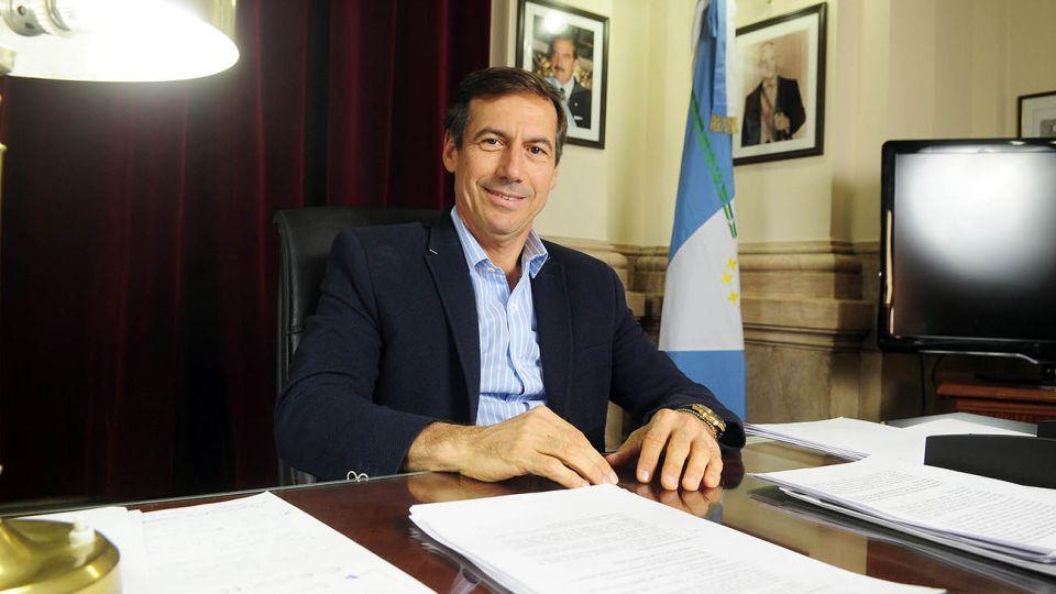 Entrevista a Luis Naidenoff, Senador por la UCR.