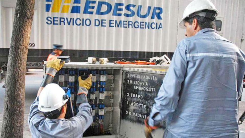 Enel, controladora de Edesur, habló sobre el congelamiento de tarifas.